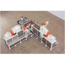 Flame Retardant Masterbatch Extrusion Pelletizing Equipment