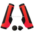 MTB Plugs Ciclismo Bicicleta BMX Bar End Borracha Handlebar Lock-On Handle Bar Grips