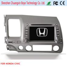 Blue Tooth / GPS de navegación de coches reproductor de DVD para Honda Civic