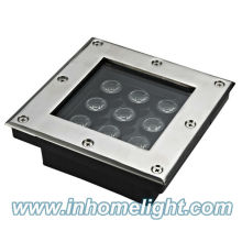 Led lawn light led underground lamp 9W high power