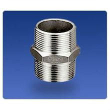 Tétons hexagonaux en acier inoxydable