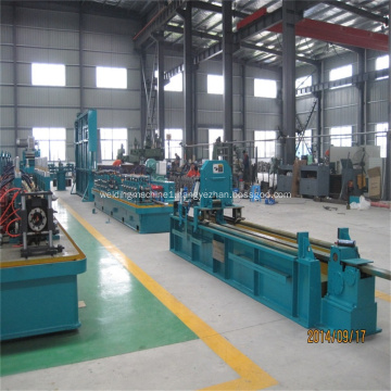High Frequency Stainless Steel Round Pipe Welding Machine