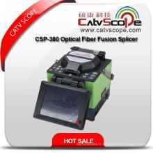 Csp-380 Fibre Fusion épisseur / épissure Machine