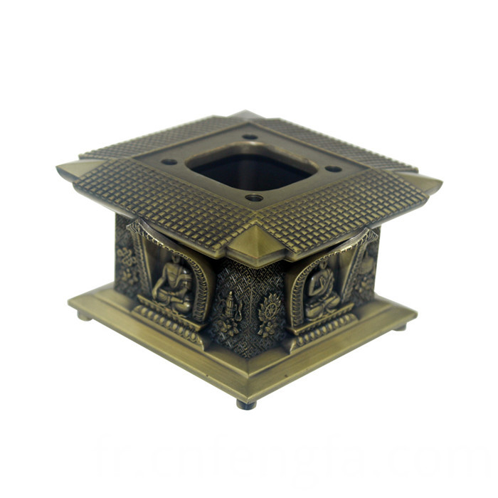 Custom zinc alloy bronze pagoda