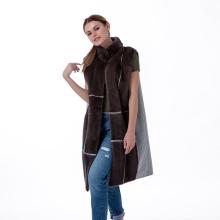 Fashion mink cashmere jacket