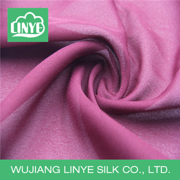 flowing sheer cheap fabric, crepe fabric, polyester fabric