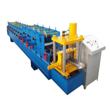 C Roof Channel/ Purlin Roll Forming Machine