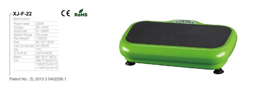 Hot Sale New Vibration Plate