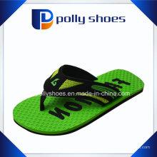 Sandales en caoutchouc Nwt hommes Flip Flop vert taille multiple