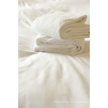 2015 de haute qualité 5 étoiles 100% coton serviettes d'hôtel douillette