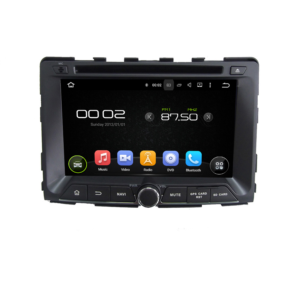 Car Audio Electronics for SsangYong RODIUS 2014