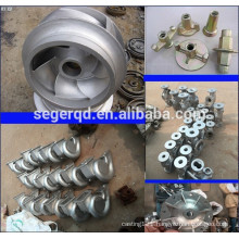 precision investment stainless steel casting