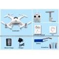 GPS DRONES DHL gratis Cheerson CX20 CX-20 CX 20 2.4G RC Quadcopter 4 Axis helicóptero con Auto Pathfinder FPV RTF