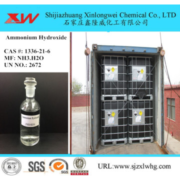Summenformel NH3.H2O UN 2672