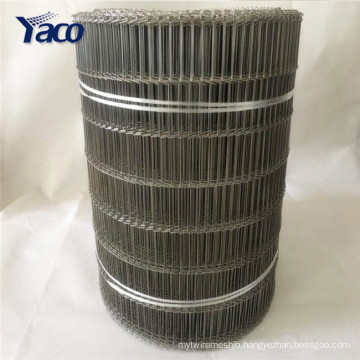 China supplier Stainless Steel Chain Conveyor Belt Mesh