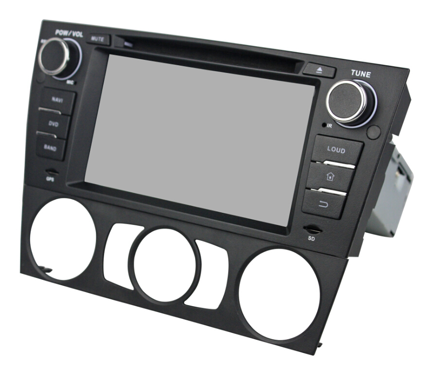 Car Audio Player For BMW E90 Saloon