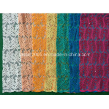 Latest Net Lace with Double Net
