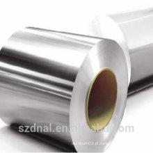 Bobina de alumínio semi-duro 3003H14 / H24 com boa maleabilidade usada para estampagem de produtos