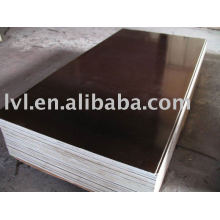 Film faced plywood for concrete mould