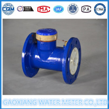 Large Caliber Horizontal Woltman Wet Type Water Flow Meter