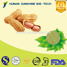 Mejor venta de extracto de cáscara de maní 98% de Luteolina