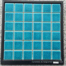 Ice Crack Keramik Schwimmen Mosaik für Pool