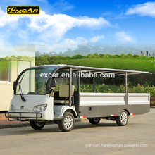 14 seater sightseeing bus new elctric car tour bus china mini bus golf cart trailers