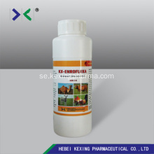 Djur Enrofloxacin Oral Solution