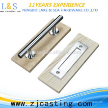 double side door handle for sliding barn door