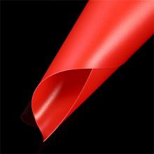 PP-Grundplattenfolie kundenspezifisch Rot PP matt