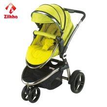 Carrinho de criança de bebê para H809 com moldura e dois em um