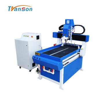 6090 ATC CNC-Fräser mit 4 Werkzeugwechsler