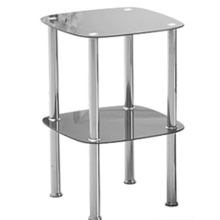 Sundries Display Glass Table Cabinet