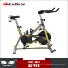 Крытый езда на велосипеде Профессиональный тренажер Спиннинг велосипед для продажи