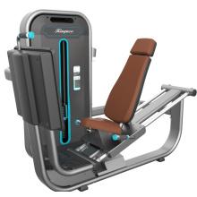 Máquina de fuerza de presión de pierna sentada