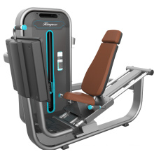 Machine de force de presse de jambe assise