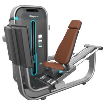 Seated Leg Press Strength Machine