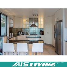 Armário de cozinha personalizado moderno com mesa de jantar (AIS-K413)