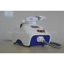 Новое удаление татуировки ND YAG Q Swtich Laser Beauty Equipment