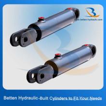 Cilindro hidráulico del pistón fabricante con el mejor precio para la venta