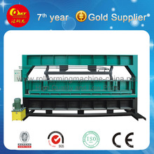 De buena calidad 4m de corte hidráulico de placa de doblar plegable máquina de corte