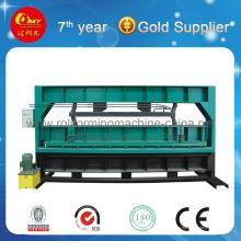 De buena calidad 4m de corte hidráulico de la placa dobladora plegable máquina de corte