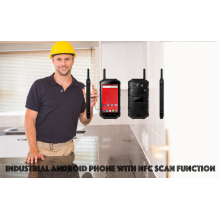 Industrial Android Phone with NFC Scan Function