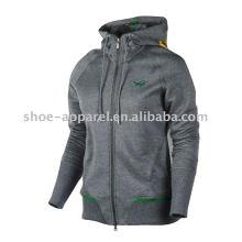 Hoddies casuales de la chaqueta de los nuevos hombres de alta calidad del diseño 2014