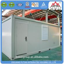 PTJ-8x20N structure en acier 20FT container house