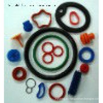 FDA Silicone Rubber Seal Piezas de goma Rubber Oring