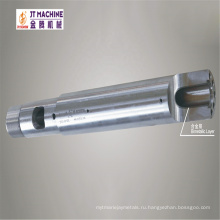Одношнековый цилиндр экструдера для выдувного формования HDPE
