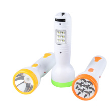 Перезаряжаемый светодиодный фонарик и настольная лампа
