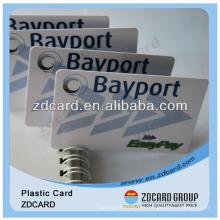 Cartão de Controle de Acesso 13.56MHz Contactless Key
