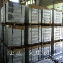 6063 hoja de metal de aluminio / placa para el tanque de combustible de aviones